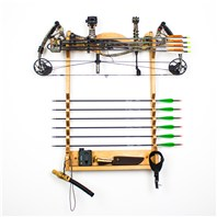 Wall Bow Rack