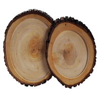 Reversible Basswood Country Round® Bases