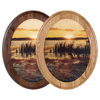 Wetland 2 Scenic Wall Plaque