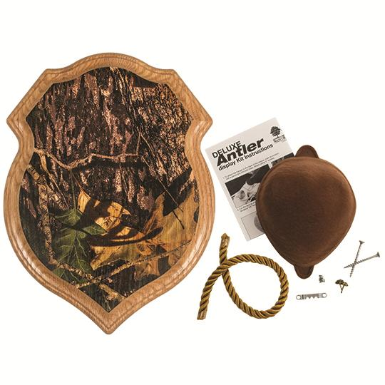 Deluxe Antler Display Kit With Camo Image