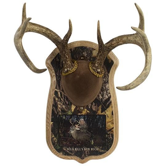 Camo Deluxe Antler Photo Display Kit