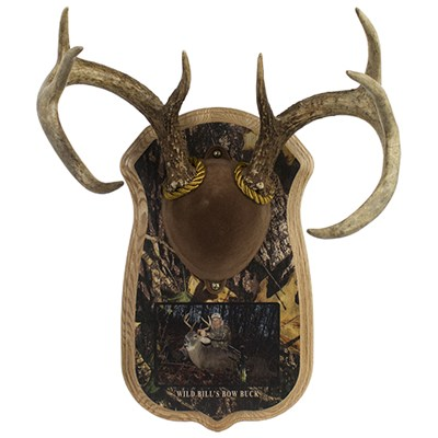 Camo Deluxe Antler Photo Display Kit   Walnut Hollow - Country