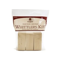 Whittler's Kit, Basswood, 3 PC.