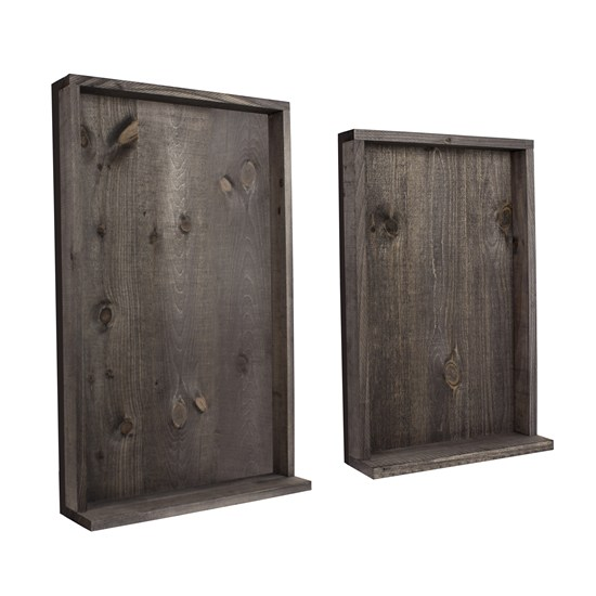 dead mount rustic shadow panels taxidermy