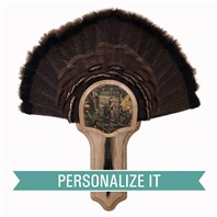 Camo Deluxe Turkey Photo Display Kit