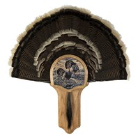 Deluxe Turkey Display Kit, Oak, Merriam's