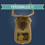 Personalized Photo Antler Mount Kits
