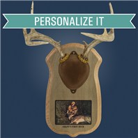 Rustic Deluxe Antler Photo Display Kit